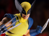 The Mezco Wolverine Figure Features Light-Up Sentinel Base & Joins the One:12 Collective