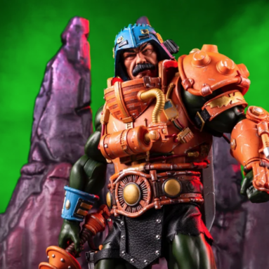 Exclusive Mondo Masters of the Universe Man-At-Arms Action Figure Reveal by ComingSoon.net