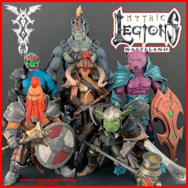 Mythic Legions In-Stock Sale 5/22/20