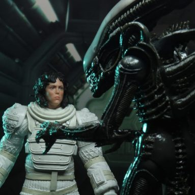 The NECA 40th Anniversary Ripley, Lambert, and Giger's Alien Figures – Wave 4 Coming Soon