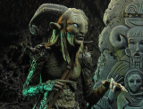 Pan's Labyrinth Old Faun Figure by NECA and Guillermo Del Toro
