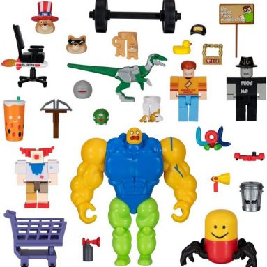 The Best Jazwares Roblox Action & Toy Figures In 2021
