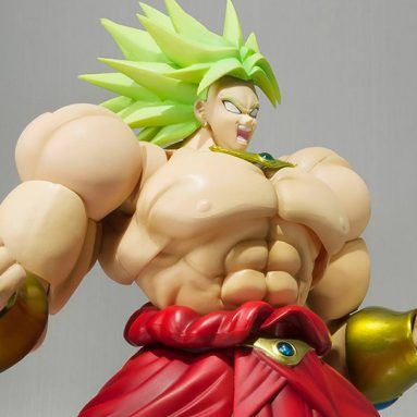 SH Figuarts Broly Action Figures: The Ultimate List
