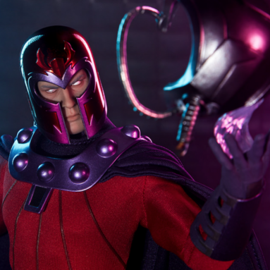 Last Call: Sideshow Collectible's Magneto Sixth Scale Figure Newsletter Giveaway