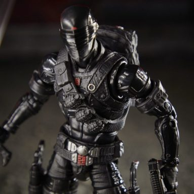 Snake Eyes G.I. Joe Classified Series from Hasbro Available for Pre-Order