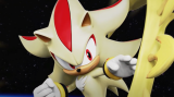 Sonic the Hedgehog Super Shadow Statue by First 4 Figures Coming Soon