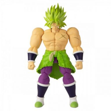 Bandai's Limit Breaker: Dragon Ball Z Series Features Massive Articulated Figures