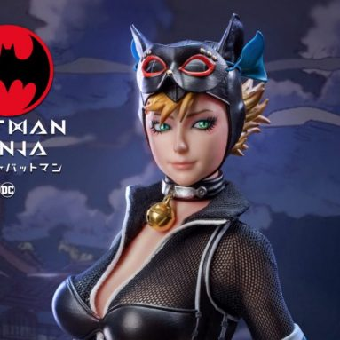 The New Star Ace Catwoman Figure Available for Pre-Order