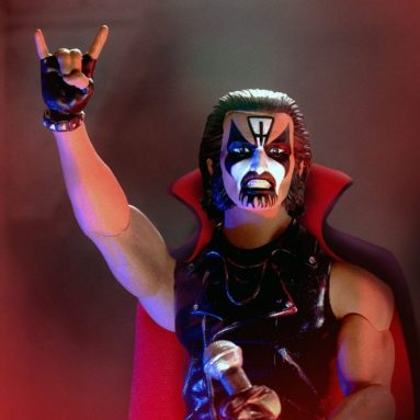 The King Diamond Action Figure – Classic Mercyful Fate Era Joins the Super7 ULTIMATES! Lineup