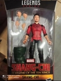 Marvel Legends Shang-Chi and The Legend of the Ten Rings Figures by Hasbro LEAKED!