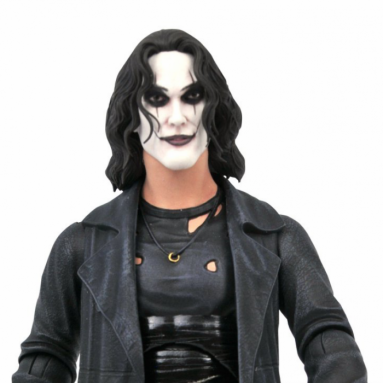 Diamond Select Reveals The Crow Action Figure