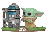 Funko Pop! The Child with Egg Canister (Deluxe)