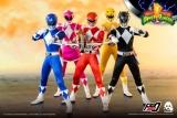 Mighty Morphin Power Rangers Figures by ThreeZero Pre-Order Alert