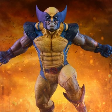 These Wolverine Logan Premium Format Statue Figures Are A MUST-HAVE